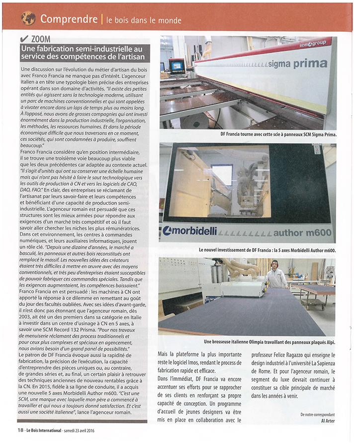 """Le Boìs International"", pagina 3"