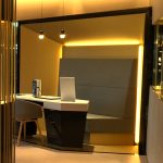 Luxury showroom a Ginevra